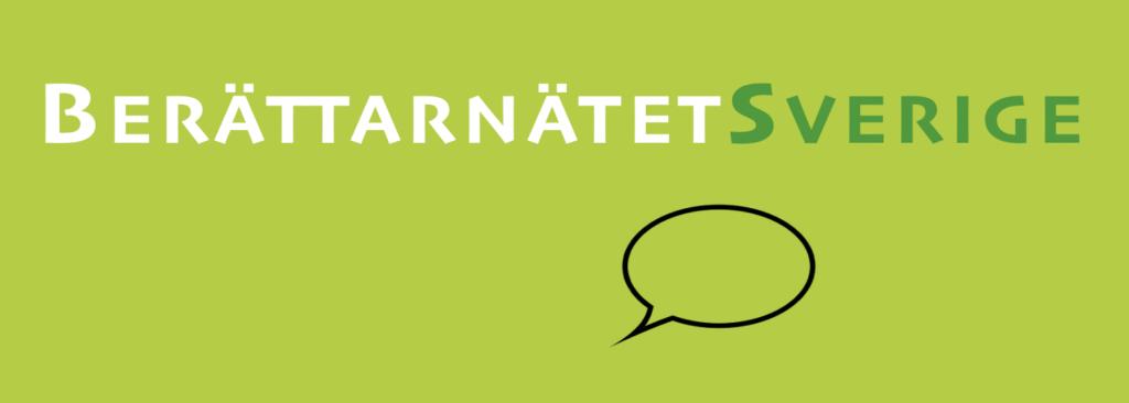 Berättarnätet Sverige logotyp